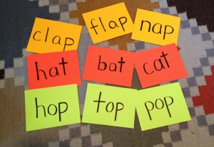 how to teach children proper vowel sounds when singing