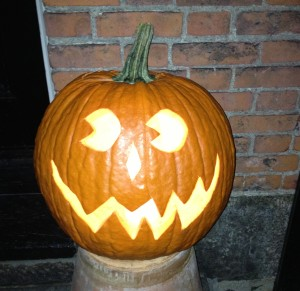Have fun carving a rockin' pumpkin, and singing about it, too!